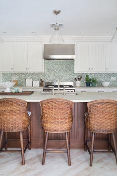 Casa de turquesa: Kitchen