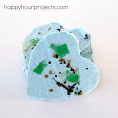 Junk Mail to Flower Garden: How to Make Recycled Plantable Seed Tags   Hometalk