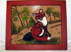 Kettu aavikolla Fox