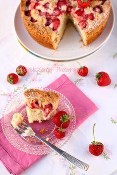 Greta's corner: A strawberry pie ... for a special breakfast!