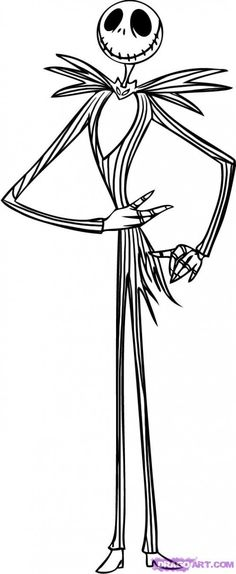 sally nightmare before christmas coloring pages Coloring Pages