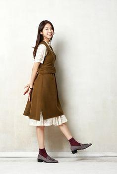Seo Eun-su (서은수) - Picture Golden Life, Korean Actresses, Midi Skirt, Drama, Entertainment, Romantic, Girls, Kitchen, Model