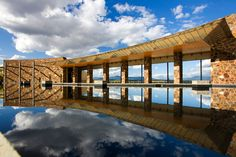 Yering Station, Yarra Valley, Australia, designed by architect Robert Conti - 15 Architectural Masterpieces of the Wine World
