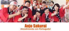Mega evento da auShop Anjo Sakurai, nos dias 19 e 20 de outubro! A loja fica ao lado do Apita e da Estação Sakurai.