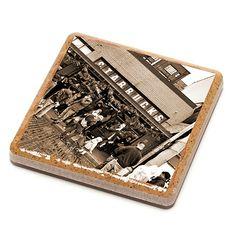 Seattle's Original Starbucks Stone Drink Coaster