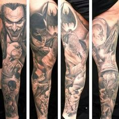 No one can deny the undoubted success of DC Comics and the series and movies they have birthed, but the popularity of DC Comic tattoos for men has skyrocketed in recent years. Many people take…
