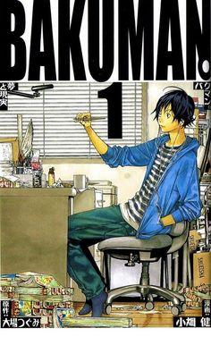 Manga Bakuman- Capítulo 1 Página 2