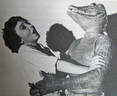 Alligator Man!