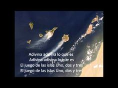 Adivina lo que es (with lyrics) - YouTube