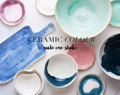 Colourful Ceramics Crush: Suite One Studio