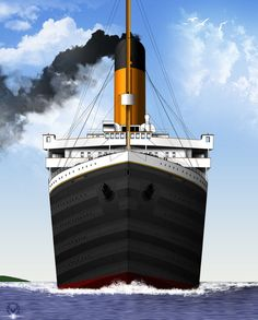 My personal homage to the upcoming anniversary of the disaster. Plus this is my first time ever at rendering the steel plates so I hope it looks authentic but please tell me what you think. Lego Titanic, Titanic Ii, Titanic Model, Titanic Behind The Scenes, Titanic Underwater, Ghost Ship, Civil War Photos, Set Sail, Vintage Advertisements