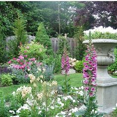Lovely from @andrea_fisher_design , love the Foxgloves