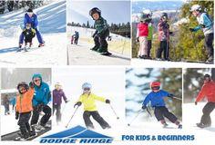 Dodge Ridge: Kid-friendly skiing - 510 Families