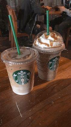 Starbucks, Shot Glass, Bff, Coffee, Drinks, Sweet, Tableware, Kitchen, Desserts