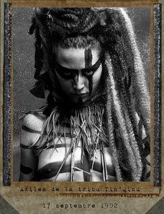 Anne Arnold / make-up artist