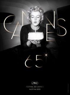 65. Cannes Film Festival - Offizielles Plakat