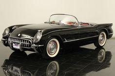 1954 Chevrolet Corvette Roadster 235ci 6 Cyl