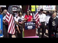 Full Event: Latinos and Hispanics for Trump Rally: Operation Taco Bowl 8...