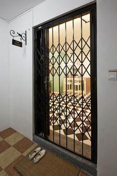 108B McNair Road, Modern HDB Interior Design, Door / Entrance / Foyer