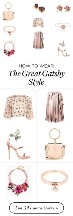 """Happy Mother's Day"" by panicsam on Polyvore featuring N°21, Chloé, Giuseppe Zanotti, Allurez, Michael Kors and Juicy Couture"