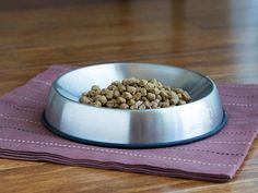 Dr. Catsby's cat food bowls, discovered by The Grommet, are designed specifically to prevent whisker fatigue, which can make your cat happier and less messy.