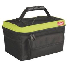 Coleman 14-Can Rugged Lunch Cooler, Black