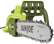 Sun Joe Tree Limb Master Electric Handheld Chainsaw with Low-Kickback