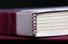 Handbound book by Celia Casal