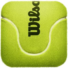 Tennis Ball by Mike Beecham
