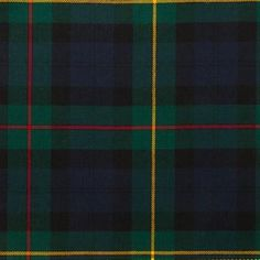 MacEwan  Modern Lightweight Tartan by the meter – Tartan Shop