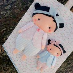 Um amor chamado Tilda Toy Baby  . . . .