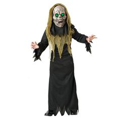 black devil clothing scary halloween costume for kids halloween ghost costume demon costume #Scary Halloween Costumes For Boys                 If you choose EXPRESS(DHL,FEDEX,UPS,TNT...) !Please note following:    1) Our platform Express freight is regular,not including remote freight !    2) if your address is in remote area of your country, you need pay more remote freight or we will change to EMS,...