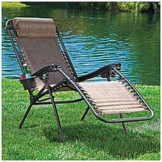 1000 images about zero gravity lawn chairs on pinterest for Big lots chaise lounge cushions