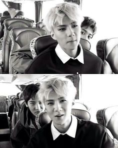One of the most cutest ChanHun moment #HappySehunDay