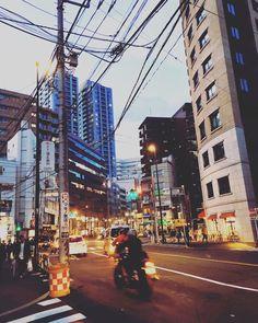 #street #building #tokyo
