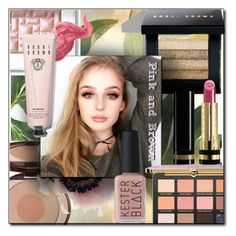 """Pink & Brown Beauty"" by esch103 ❤ liked on Polyvore featuring beauty, Ciel, Bobbi Brown Cosmetics, Gucci, Too Faced Cosmetics, Kester Black, BeautyTrend, Beauty, pinkandbrown and beautyset"