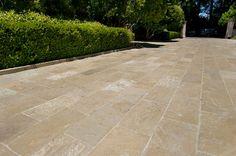 Ironwood Sandstone Paving #stonepaving #stonesupplier #landscapestone  #stoneflooring #patiostone #sandstone