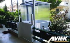 Το αναβατόριο EASY LIFT κατασκευάζεται στην Ελλάδα από την Aviek. Είναι εναρμονισμένο με τις Ευρωπαϊκές οδηγίες Μηχανών 42/2006 ΕΚ και σύμφωνα με το πρότυπο BS EN81.42/2010. Με την αγορά του δίνεται δήλωση συμμόρφωσης CE. Aquarium, Goldfish Bowl, Fish Tank, Aquarius