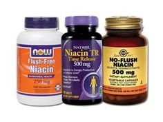 Benefits of #Niacin for High #Triglycerides Condition