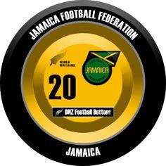 DNZ Football Buttons: Seleção da Jamaica