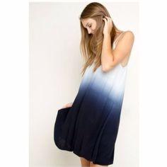 Brandy Melville Ombre Dress