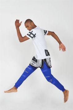 Amazon.com: Pizoff Mens Unisex Hipster Hip Hop Paisley Bandana Longline Side Zipper T Shirt: Clothing