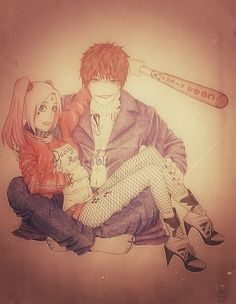 OMG YES !!!! SasoSaku <3 If anyone knows who the artist is please say .