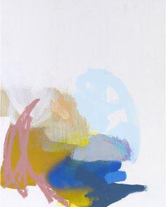 "Acrylic and oil on 1"" deep cradled birch panel.    16"" x 20""  Origin: Yarmouth, Maine  Condition: New.  Jenny Prinn"