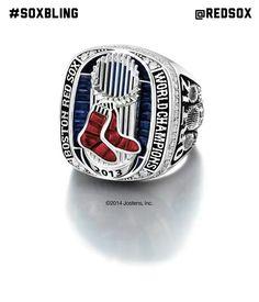 2013 World Series Ring
