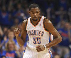 15a272859e59 Kevin Durant scores 33 points to lift Oklahoma City Thunder to 120