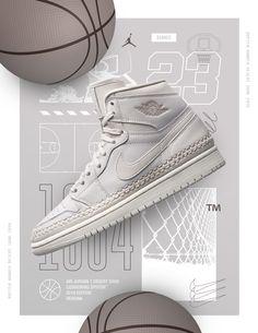 Nike print project on Behance Design Websites, Online Web Design, Website Design Services, Web Design Company, Game Design, Layout Design, 90s Design, Web Design Tutorial, Sneaker Posters
