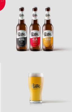 Partei Craft Beer on Packaging of the World - Creative Package Design Gallery