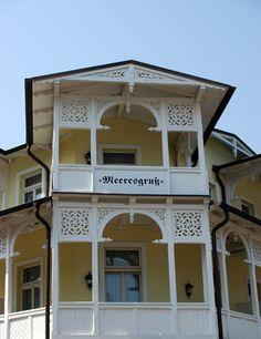 Bäderarchitektur Ostseebad #Binz