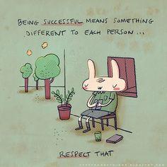 via Yellowtrace blog (thanks dana!): love this illustrator's sense of humor and advice..